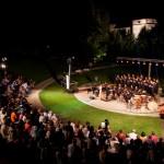 Koncert ob 100-letnici začetka 1. svetovne vojne, 2014. Foto: Matija Vidic