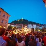Mednarodni festival Noči v stari Ljubljani 2014. Foto: Janez Kotar