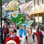 Tradicionalno Jurjevanje v Slovenskih Konjicah, 2009. Foto: Tomo Jeseničnik