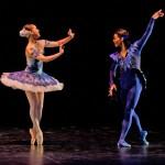 Balet pod zvezdami. Foto: Arhiv ZKP Lendava