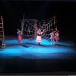 Budapesti Honvéd Táncszínház: Népek tánca, 2009. Foto: Arhiv ZKP Lendava