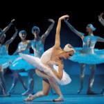Labodje jezero, Ruski carski balet, 2007. Foto: Arhiv ZKP Lendava