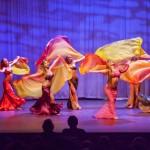 Za zančico skrivnosti, večer orientalskih plesov (ŠK Pro Dance), 2014. Foto: Matej Vidmar.