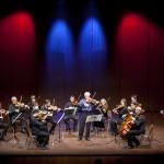 Komorni godalni orkester Slovenske filharmonije, 2014. Foto: Matej Vidmar