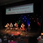 Božični koncert Toneta Rusa, 21.12.2014. Foto arhiv Tone Rus.