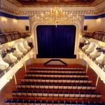 Dvorana Gledališča Tartini